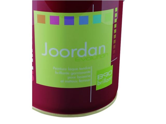 joordan b90 evo peinture laque a base de resine alkyde. Black Bedroom Furniture Sets. Home Design Ideas