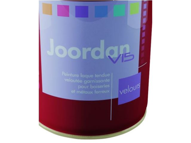 joordan v15 evolution peinture laque d 39 aspect veloute a base de resine alkyde en phase solvant. Black Bedroom Furniture Sets. Home Design Ideas