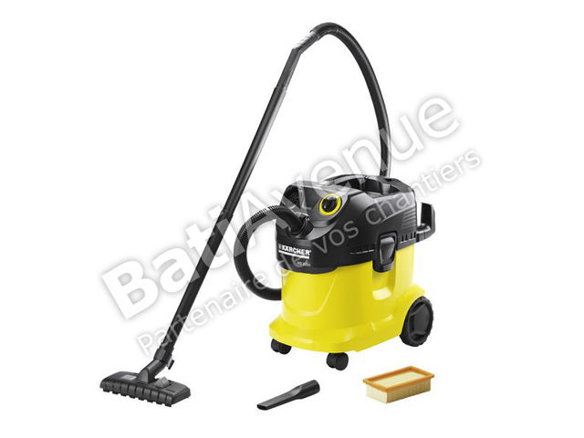 karcher aspirateur eau et poussi re wd 7200 13475300 contact bati avenue. Black Bedroom Furniture Sets. Home Design Ideas