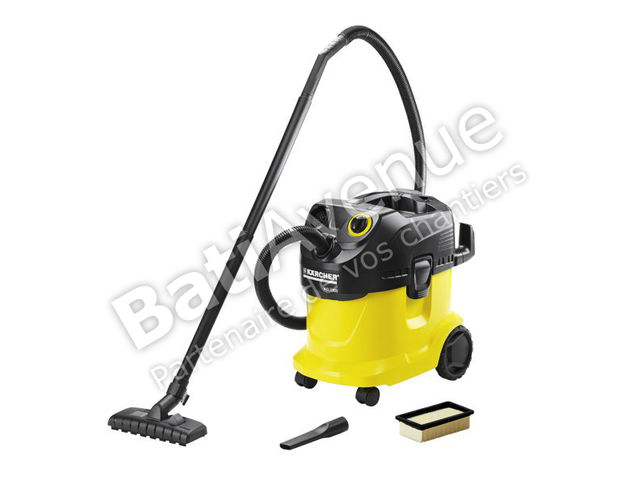karcher aspirateur eau et poussi re wd 7300 13475600 contact bati avenue. Black Bedroom Furniture Sets. Home Design Ideas