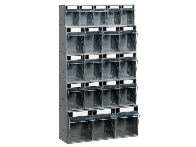 Kit bloc tiroir plastique basculant 20 tiroirs contact - Bloc tiroir plastique ...