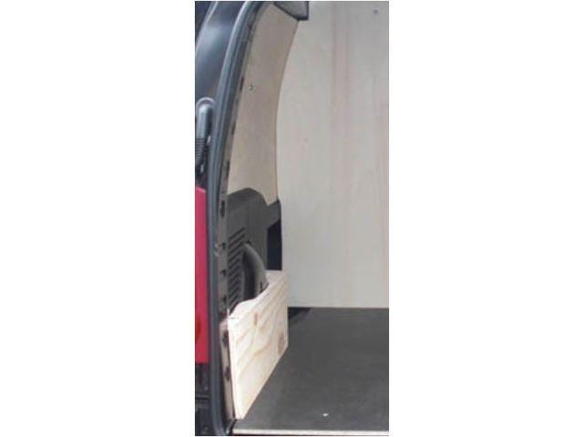 Kit habillage bois intérieur pour véhicules utilitaires Contact HABRIAL MANUTENTION
