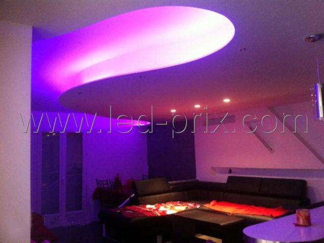 kit led complet ruban 180 led rose 3m contact sarl led prix com. Black Bedroom Furniture Sets. Home Design Ideas