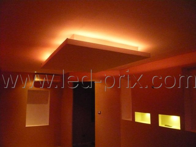 kit ruban led rgb 20 m tres 600 led multicolore 220v. Black Bedroom Furniture Sets. Home Design Ideas