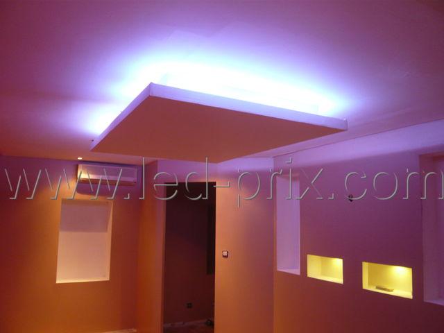 kit ruban led rgb 5 m tres 150 led multicolore 220v contact sarl led prix com. Black Bedroom Furniture Sets. Home Design Ideas
