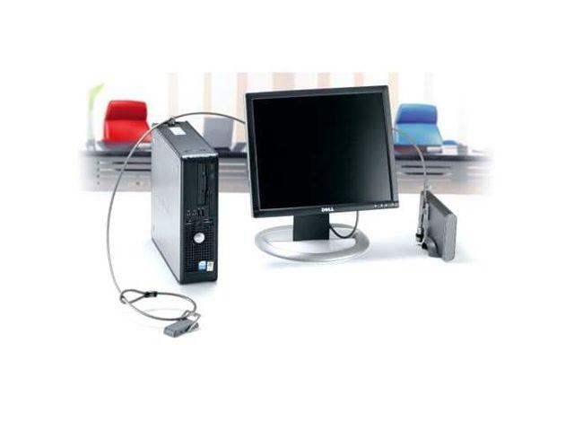 Kits de verrouillage pour ordinateurs de bureau et périphériques