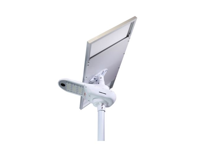 Lampadaire Solaire 40W
