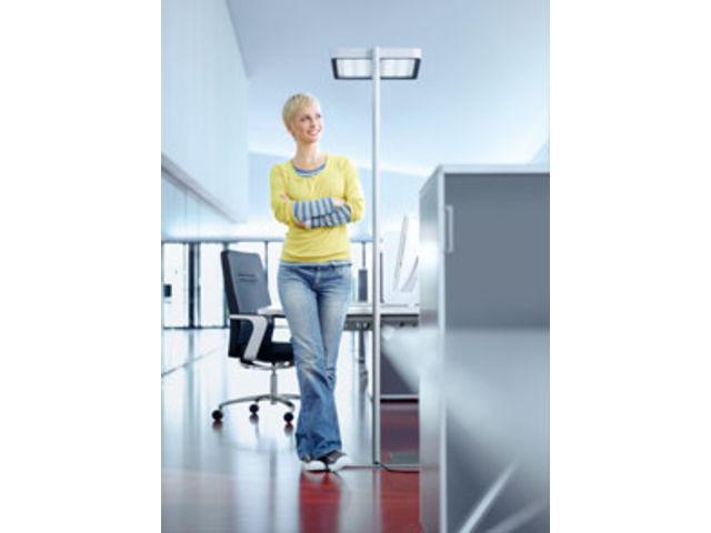 lampadaires ataro 4 x tube fluorescent contact waldmann eclairage. Black Bedroom Furniture Sets. Home Design Ideas
