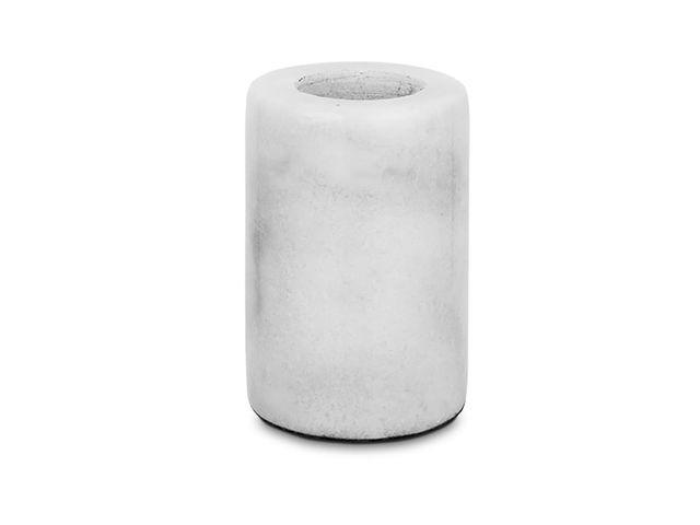 Lampe A Poser Ronde En Marbre Temperature De Couleur Variable