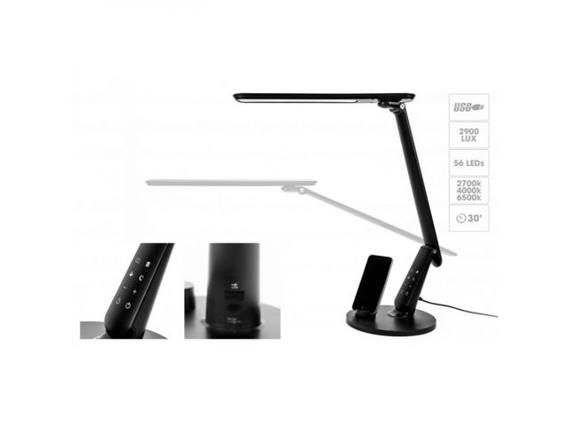 Lampe de bureau LED 10W Design X7_LECLUBLED_1
