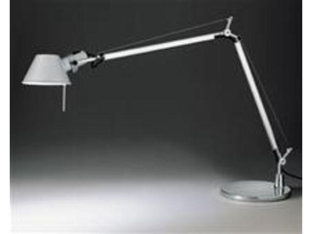 Lampe de bureau tolomeo contact terre design - Lampe de bureau professionnel ...