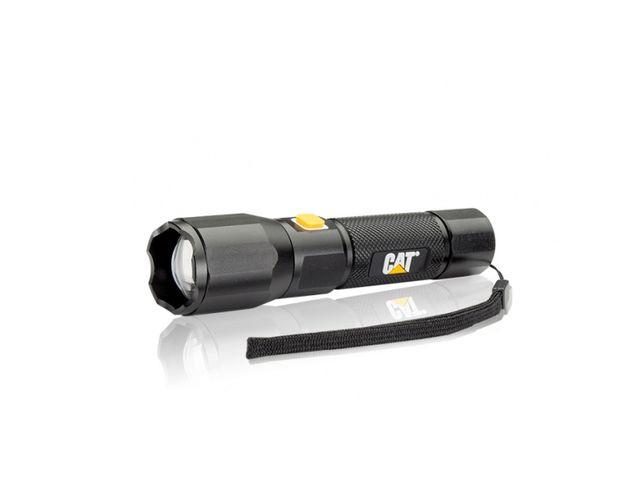 Lampe De Poche Led Rechargeable A Faisceau Reglable 420 Lumens