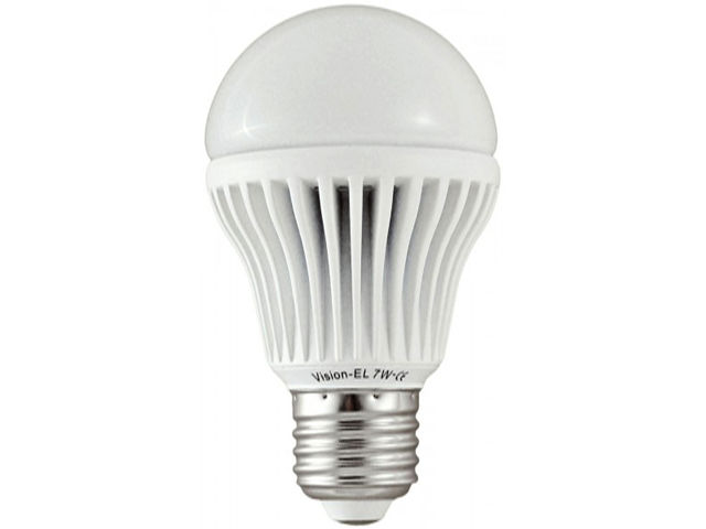 Lampe LED standard E27 Blanc Chaud 10W DIMMABLE (= environ 90w) 230V_SBF