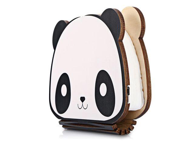 Lampe Livre Led Multicolore Panda Style Kawaii