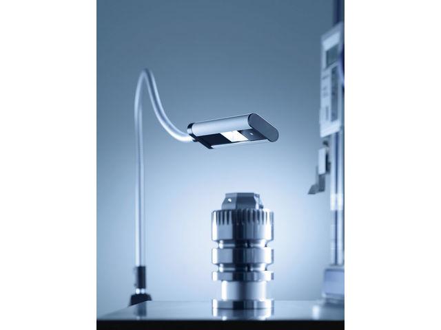 Lampe sur flexible minela 7 watt nouveaute led de waldmann eclairage