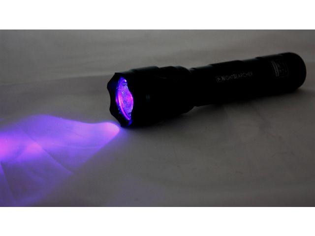 lampe torche uv led 395 contact sunnex equipement sarl. Black Bedroom Furniture Sets. Home Design Ideas