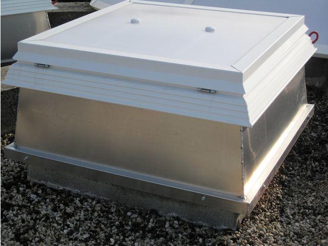 lanterneau d 39 a ration en toiture premium contact ecodis. Black Bedroom Furniture Sets. Home Design Ideas