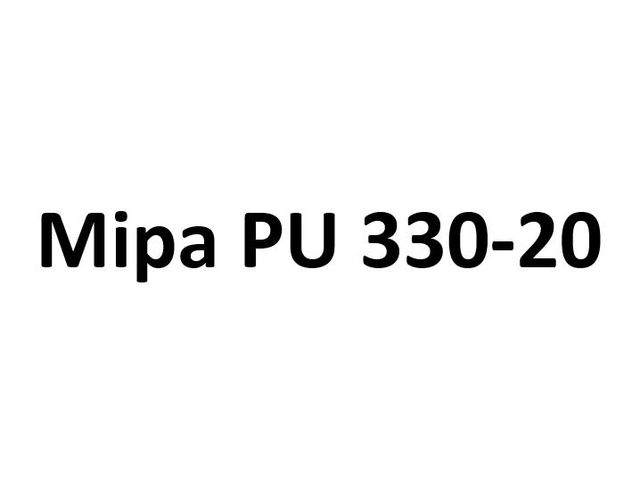 Laque de finition Mipa 2K acrylique PUR de finition mate – Mipa PU 330-20