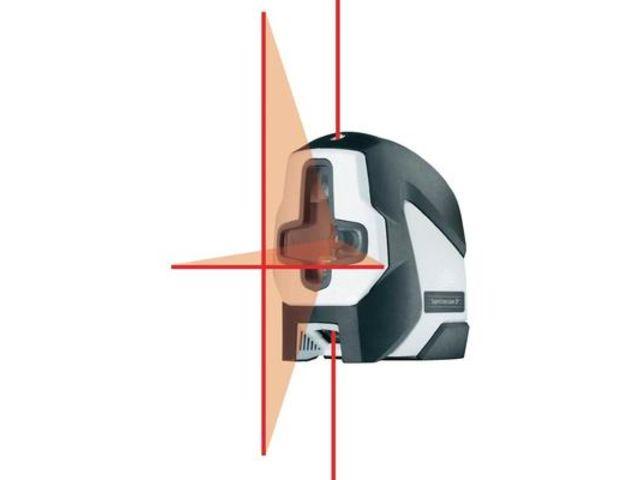 laserliner laser en croix automatique supercross laser 2p. Black Bedroom Furniture Sets. Home Design Ideas