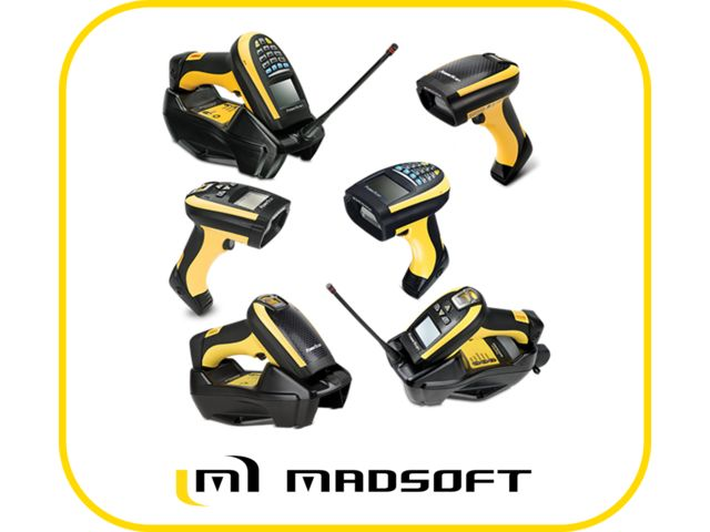 Datalogic PowerScan // MADSOFT