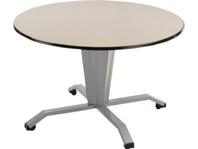 Les tables d gagement lat ral ligne sixties contact manutan collectivites ex camif - Table camif ...
