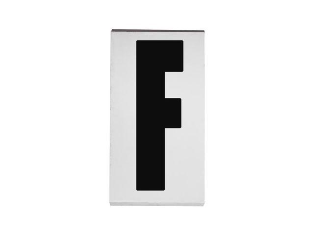 Lettre F Modulotext - 4361062 | Contact NOVAP SA