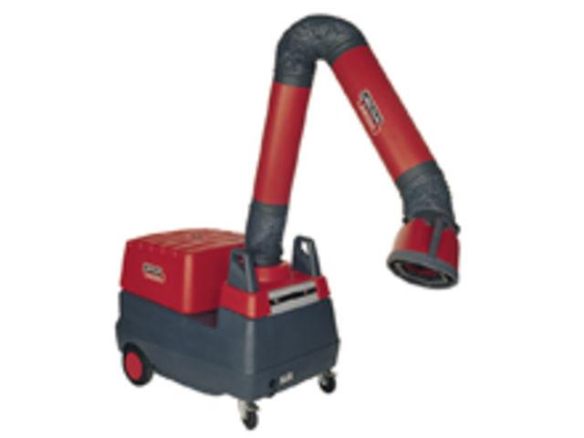 location aspirateurs de fum es de soudage mobiflex 200 contact red d arc. Black Bedroom Furniture Sets. Home Design Ideas