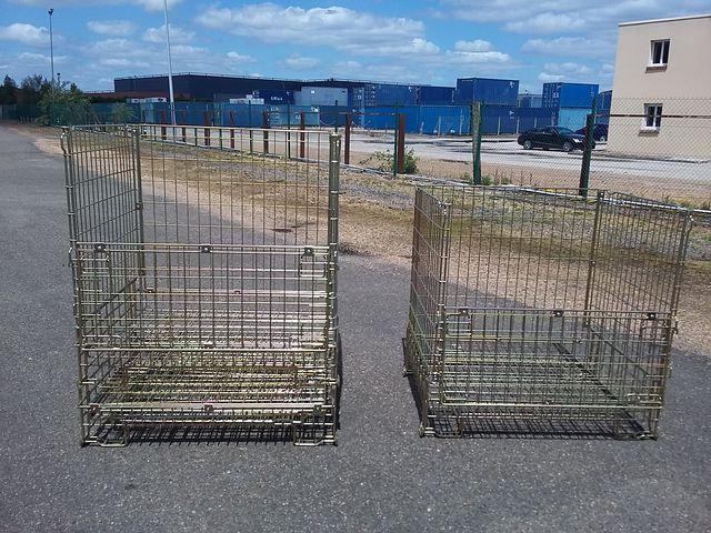 Location conteneur grillag pliable deee 1m3 bordeaux for Conteneur bordeaux