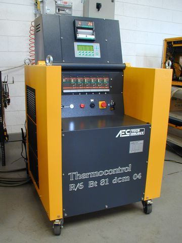 APPAREILS BASSE TENSIONS  A RESISTANCE 27KVA :THERMOCONTROL R6BT27DCM