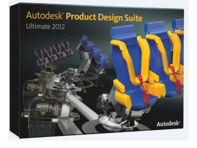 Logiciel de conception  Autodesk Product Design Suite