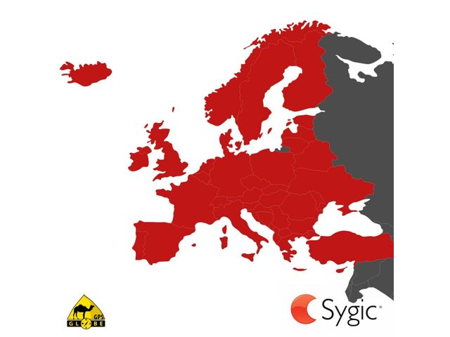 Logiciel de guidage routier Europe Truck - 48 pays - Sygic_YOUTOO SARL_2