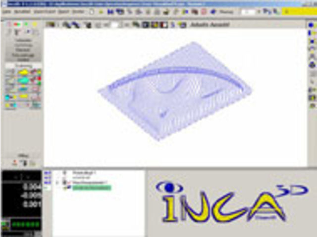 Logiciel inca 3d design studio scan contact mora cmt for Logiciel design 3d