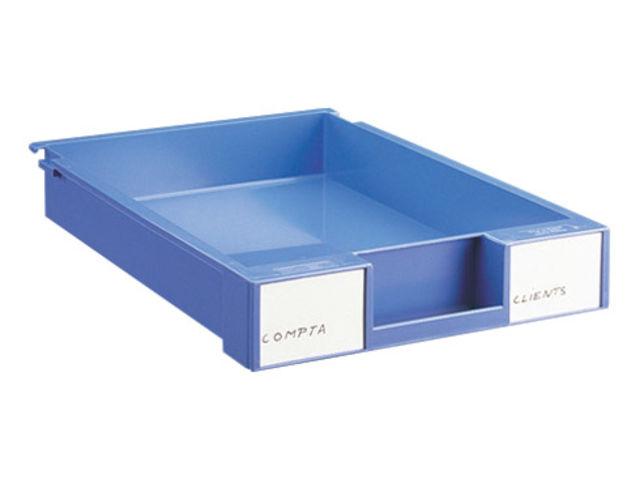 Lot de 12 tiroirs pour meuble de classement clen contact for Meuble classement tiroir