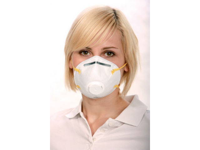 lot de masques de protection respiratoire