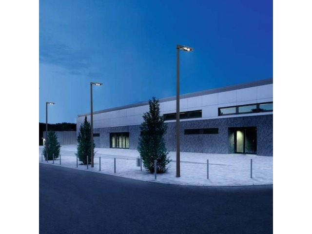 Luminaire Avec Console York 4600 Contact Amg Forme Lumiere
