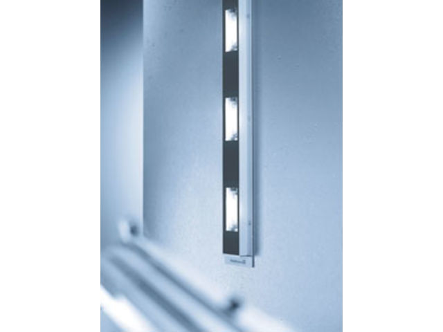 luminaires en applique mach led pro contact waldmann. Black Bedroom Furniture Sets. Home Design Ideas