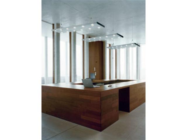 luminaires suspendus hybrid contact waldmann eclairage. Black Bedroom Furniture Sets. Home Design Ideas