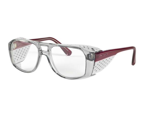 679fd4b3a273d4 Lunettes avec monture en métal pour protection des yeux   Contact VERRE2VUE    Contact VERRE2VUE