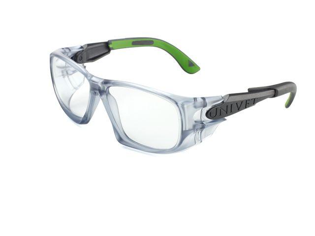 lunettes de protection univet 5x9 pour verres correcteurs contact verre2vue. Black Bedroom Furniture Sets. Home Design Ideas