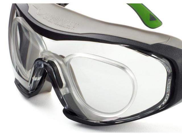 lunettes de s curit univet 6x1 contact verre2vue. Black Bedroom Furniture Sets. Home Design Ideas