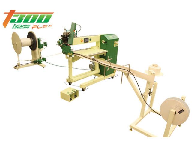 machine souder pour fabrication du keder t300 contact dorey s a. Black Bedroom Furniture Sets. Home Design Ideas