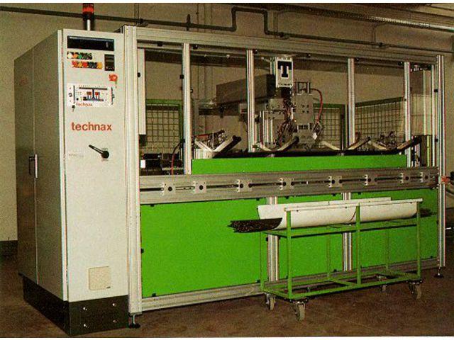Machine automatique de fabrication de cadres m talliques - Machine de fabrication de treillis a souder ...