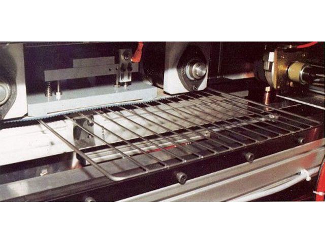 Machine automatique de fabrication de grilles m talliques contact technax - Machine de fabrication de couette ...