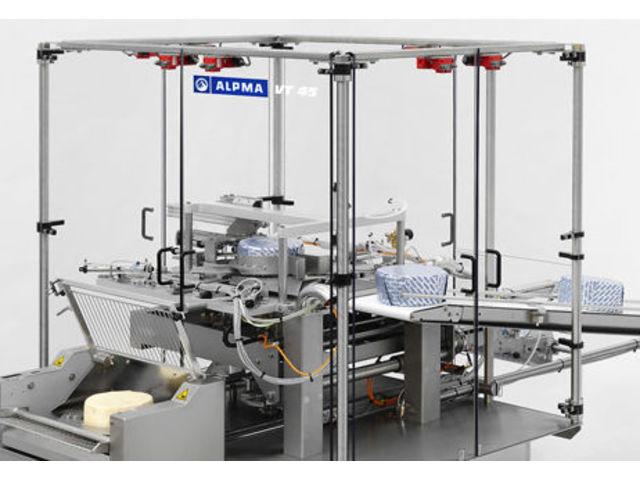 machine d emballage pour produits de taille moyenne vt. Black Bedroom Furniture Sets. Home Design Ideas