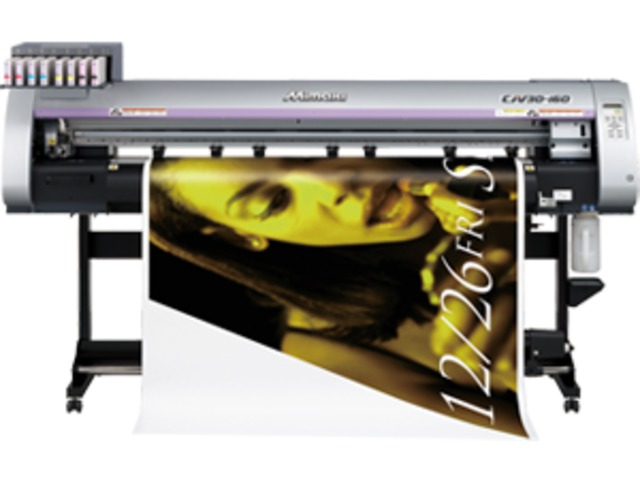 Machine d'impression-découpe Mimaki CJV30_ CPRINT SOURCING