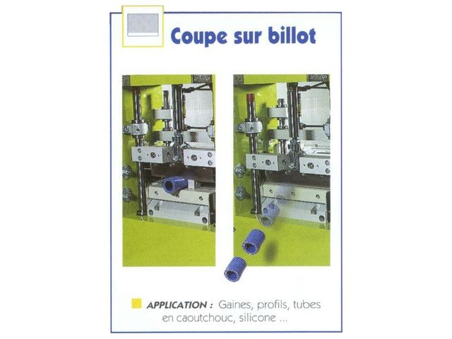 Devis Machine de coupe - gaines / profils / tubes