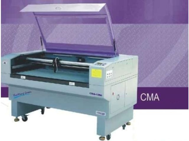 machine laser de d coupe gravure pour textile cuir. Black Bedroom Furniture Sets. Home Design Ideas