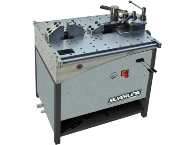 Machines de d formation froid presse hydraulique for Fabrication presse hydraulique maison