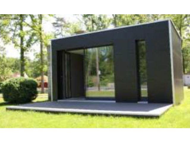 Maison pr fabriqu e pmr contact escb modulaire for Module prefabrique maison