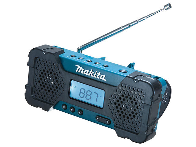 makita coffret 3 machines perceuse visseuse 10 8 v radio. Black Bedroom Furniture Sets. Home Design Ideas